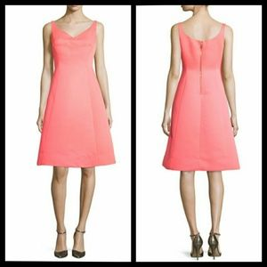 {KATE•SPADE} Fresh of Breath Air Fit Flare Dress